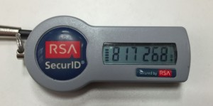 Expired RSA SecurID Token Revived
