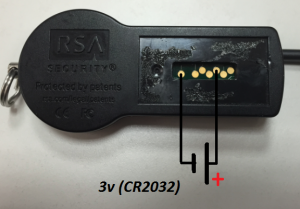 Expired RSA SecurID Token Revival Diagram