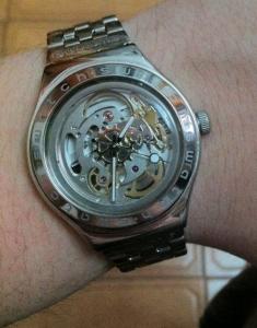 Swatch Irony YAS100G