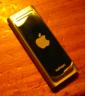 El nuevo iPod Shuffle por detrás.
