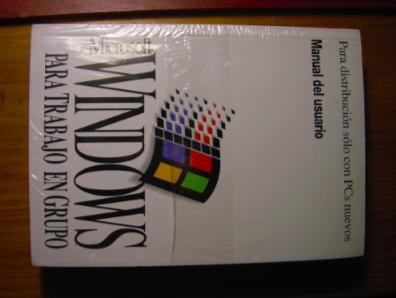 Windows 3.11 front